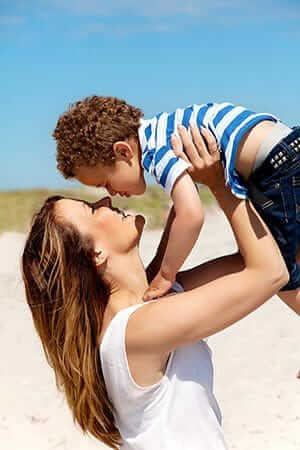 Cosa significa essere mamma